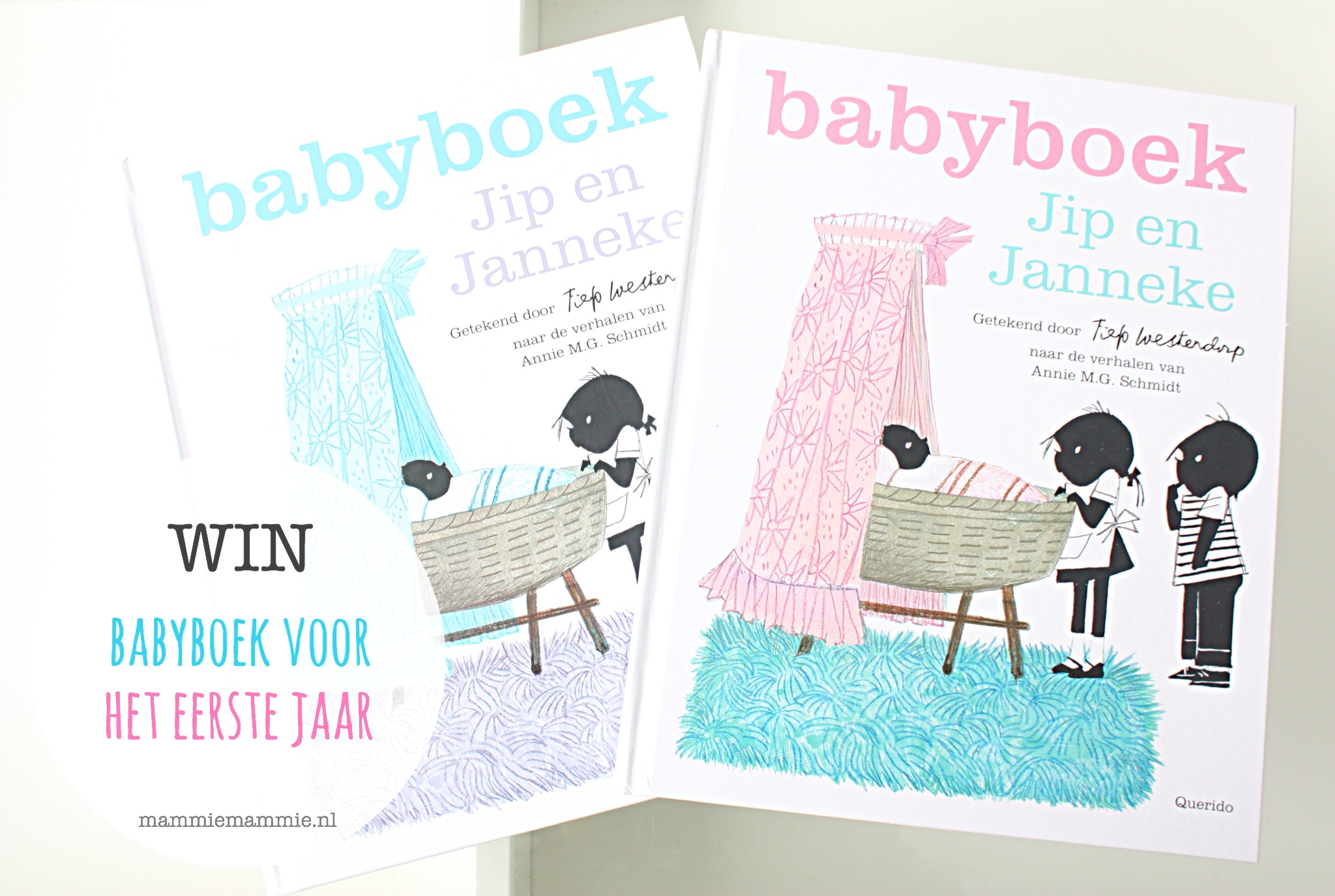 Wonderbaarlijk Het Jip en Janneke Baby Invulboek ZT-62