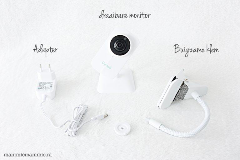babyfoon met monitor en app