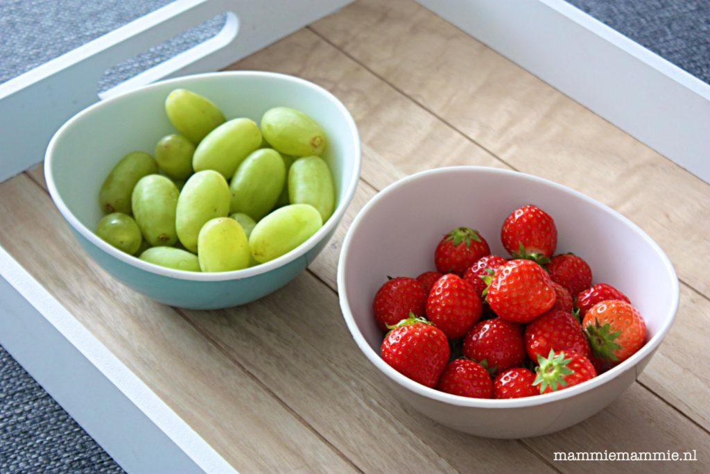 4x simpele fruit ideeën voor kinderen