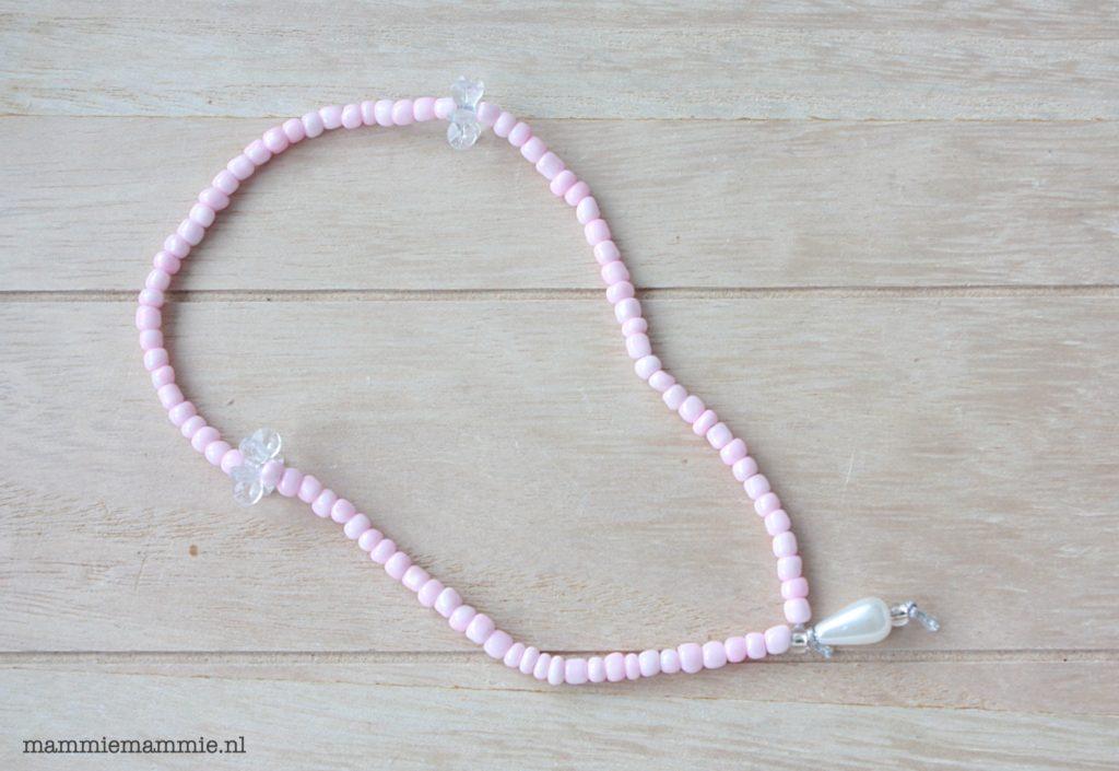 Pink tasbih