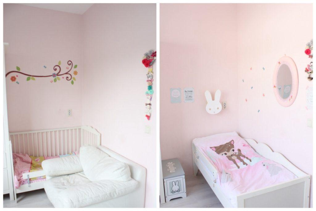 Inrichting van babykamer naar peuterkamer