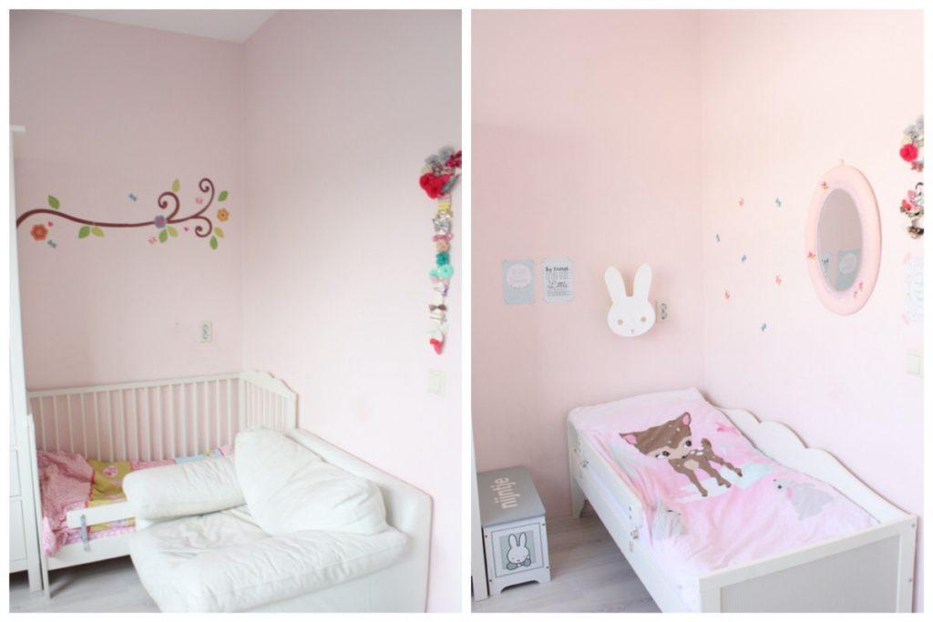 Inrichting van babykamer naar peuterkamer - Gordijn voor baby kamer ...