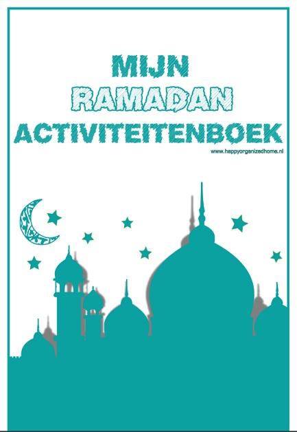 Mijn Ramadan Activiteitenboek gratis HOH