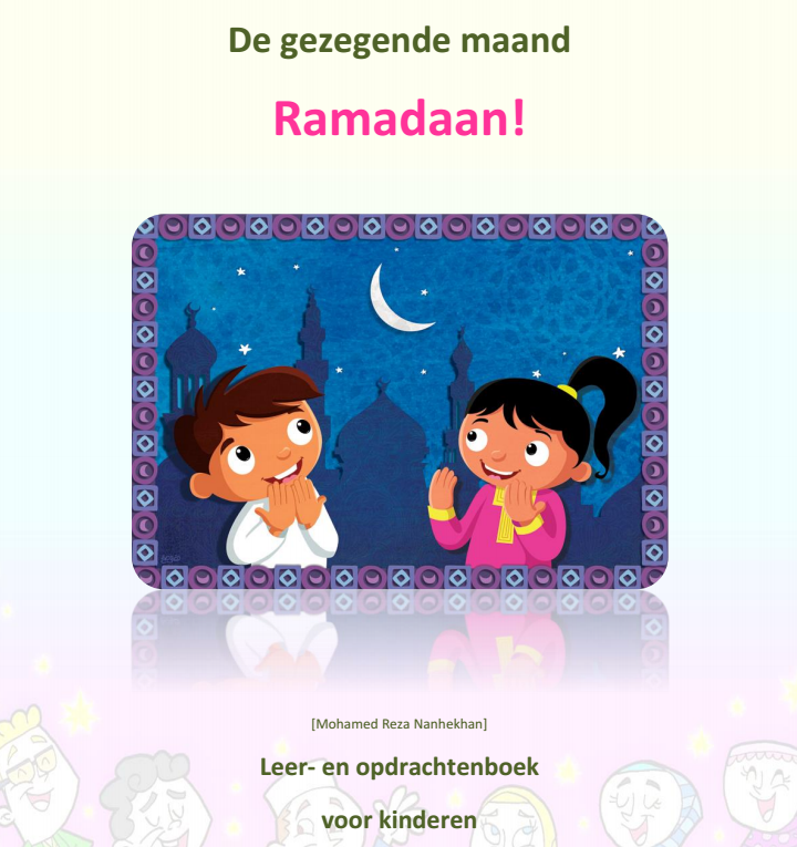 Ramadan_opdrachtenboekje