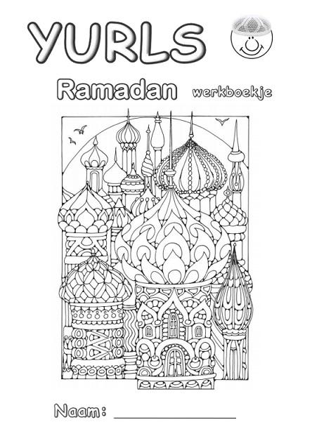 gratis werkboekje ramadan