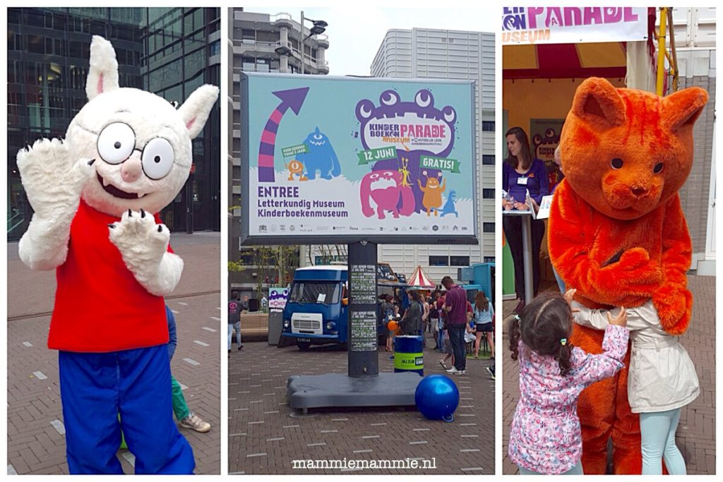Foto verslag: Kinderboekenparade 2014