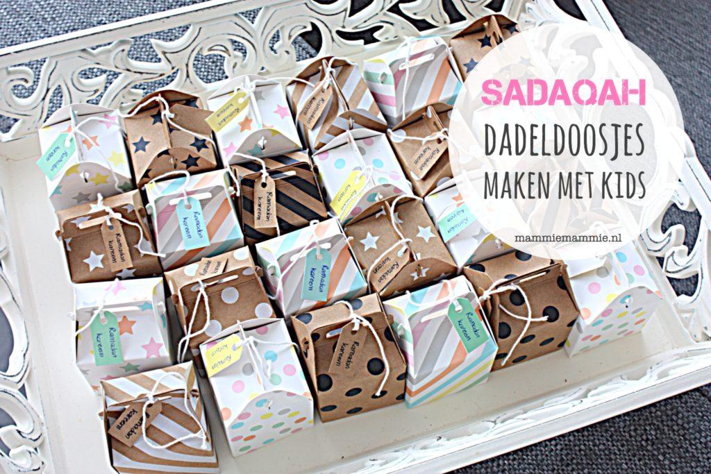 Sadaqa for kids