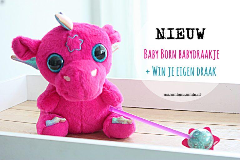 review baby born babydraakje