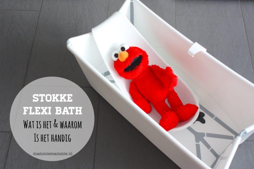 Baby tip | Wat is Stokke Flexi bath?