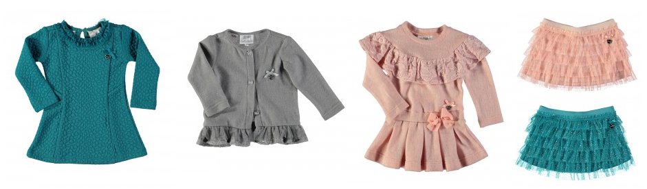 le chic baby winter collectie 2016