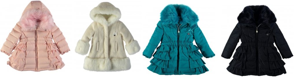 le chic winterjassen baby winter 2016