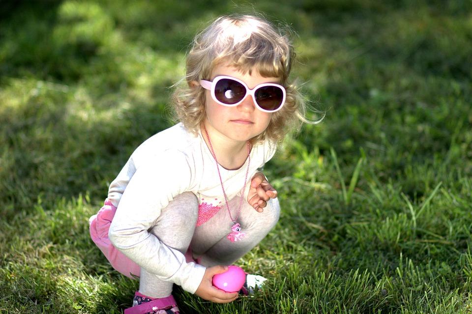 zonnebril voor kids