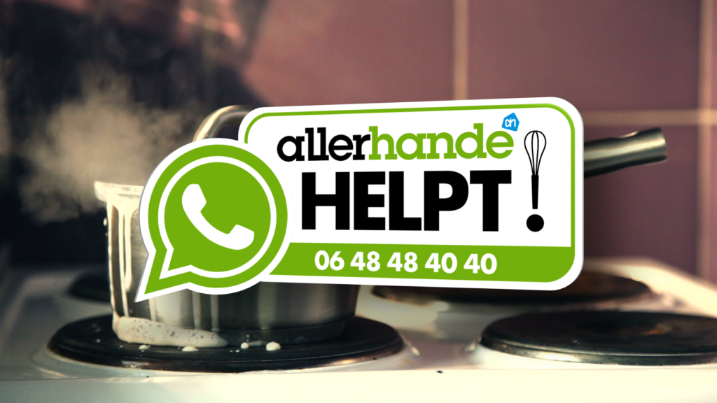 albert heijn whatsapp