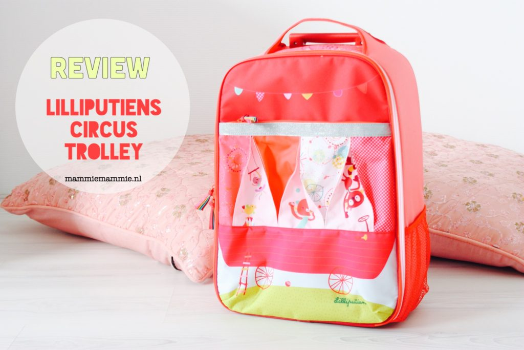 Review trolley lilliputiens