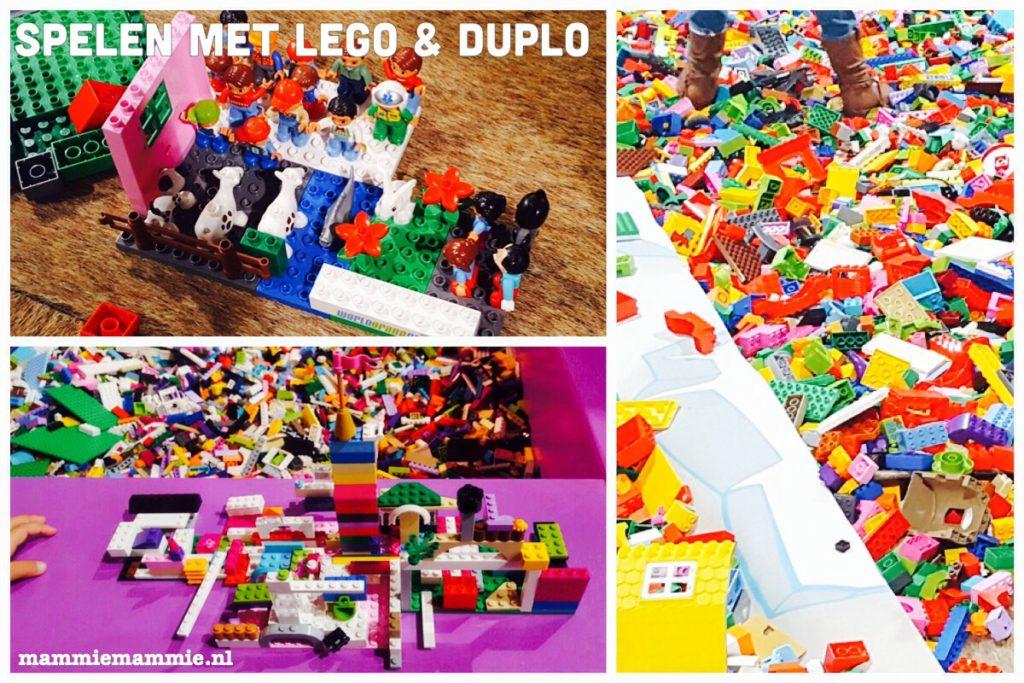 Duplo In Lego world