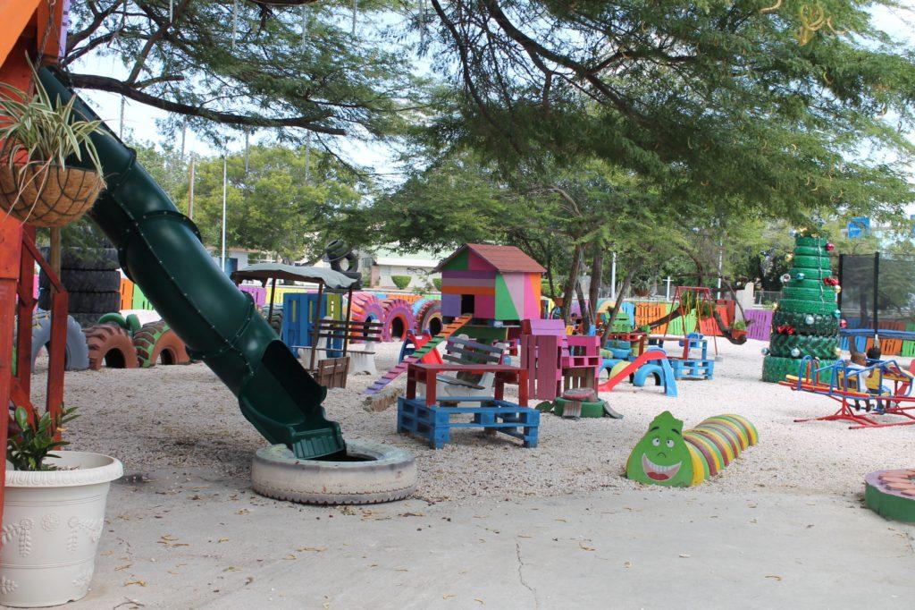 Curaçao speeltuinen