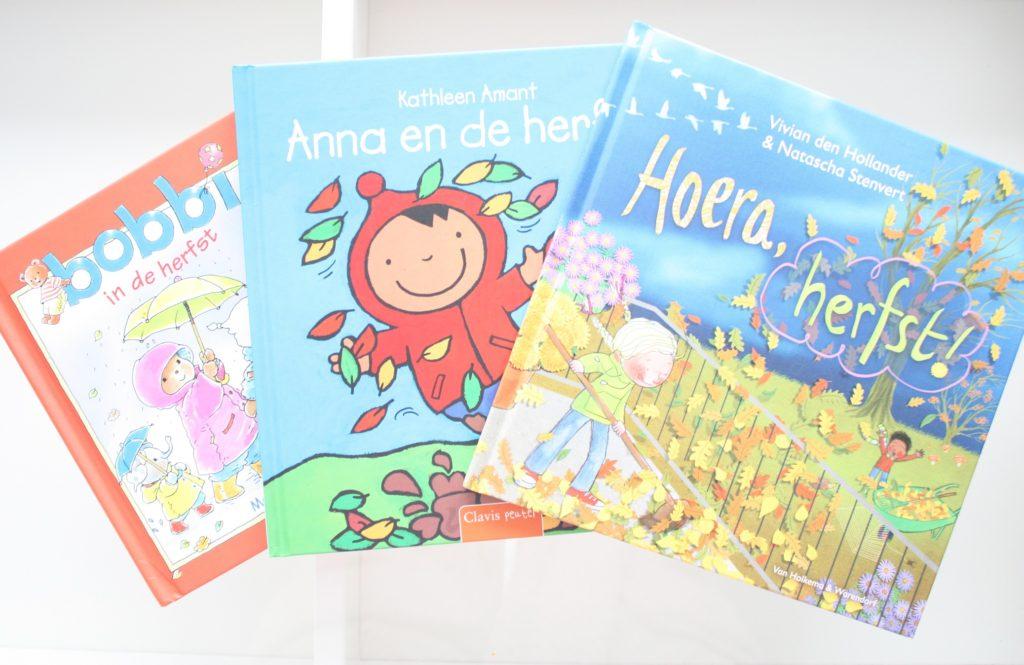 3x leuke kinderboeken over de herfst