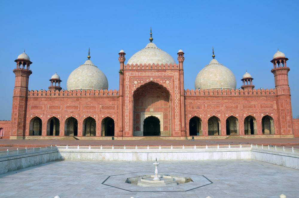 baadshahi masjid lahore
