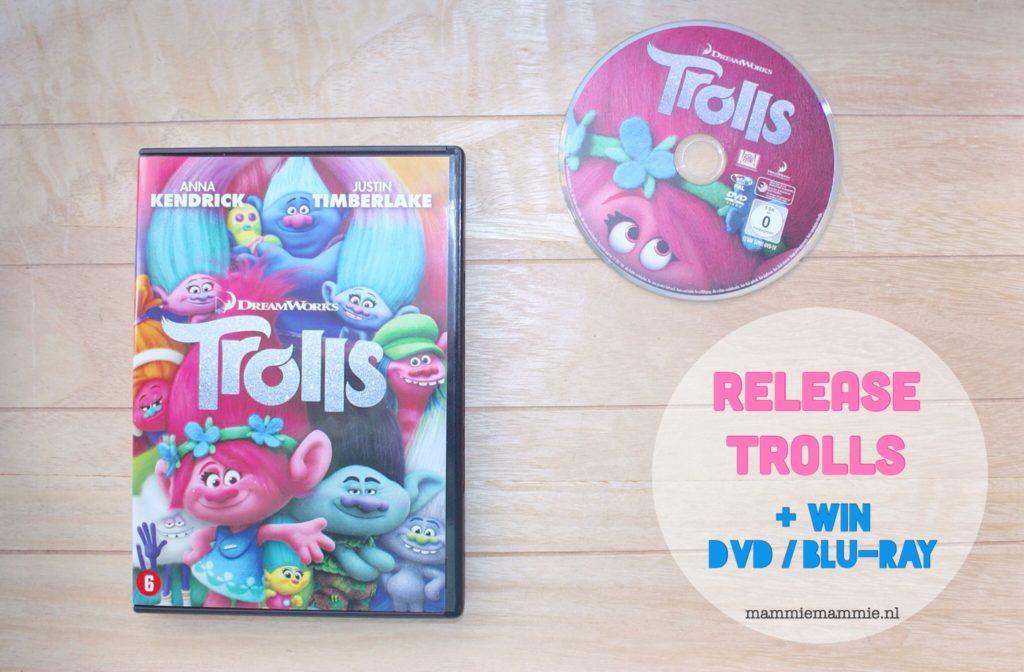 Dvd release Trolls met win actie