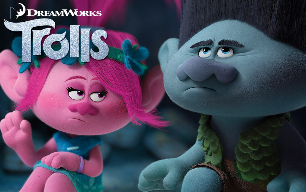 trolls dvd release