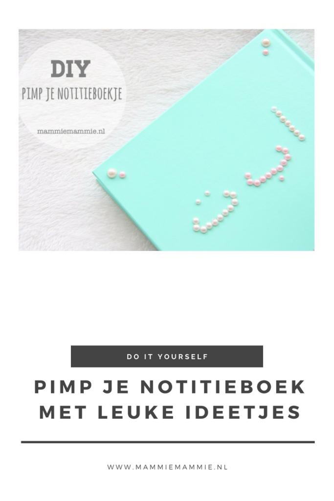 pimp je notitieboek ideetjes