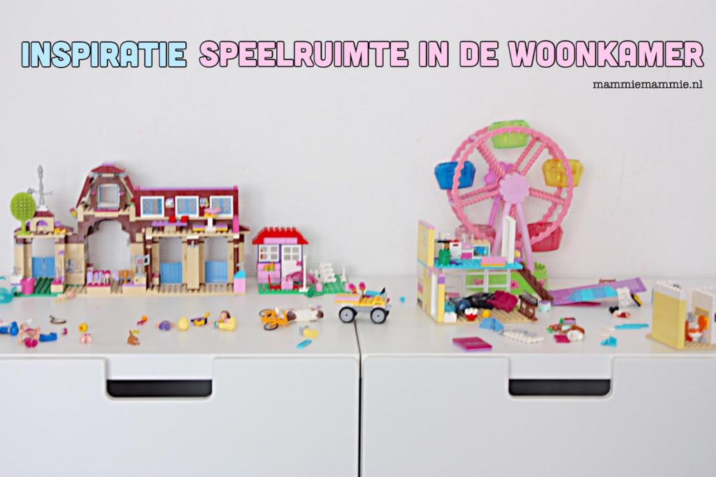 Kijk mee | Hoe creëer je een fijne speelruimte in de woonkamer?