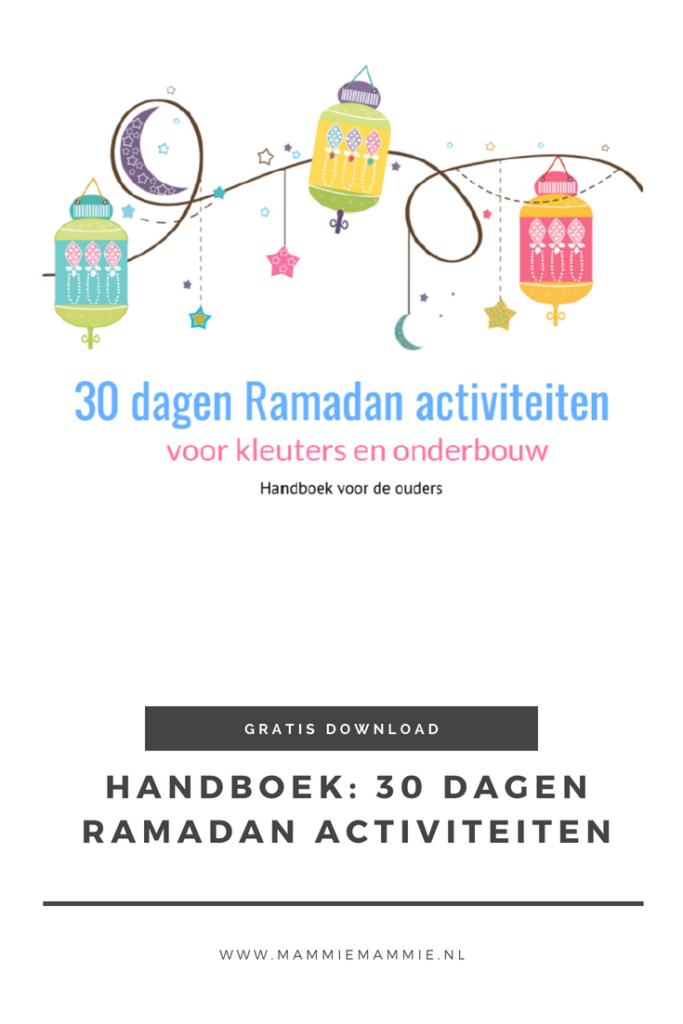 gratis ramadan activiteiten boek voor kinderen