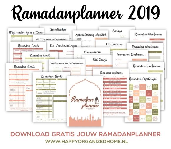 gratis ramadan planner