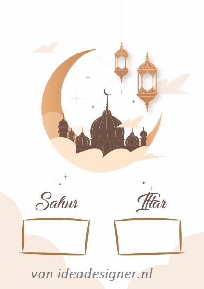 gratis ramadan printable