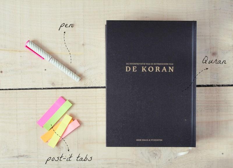 quran-30-dagen-uitlezen-planning