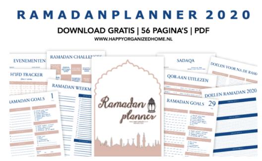 ramadan planner HOH