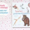 review boek spelen met prentenboeken
