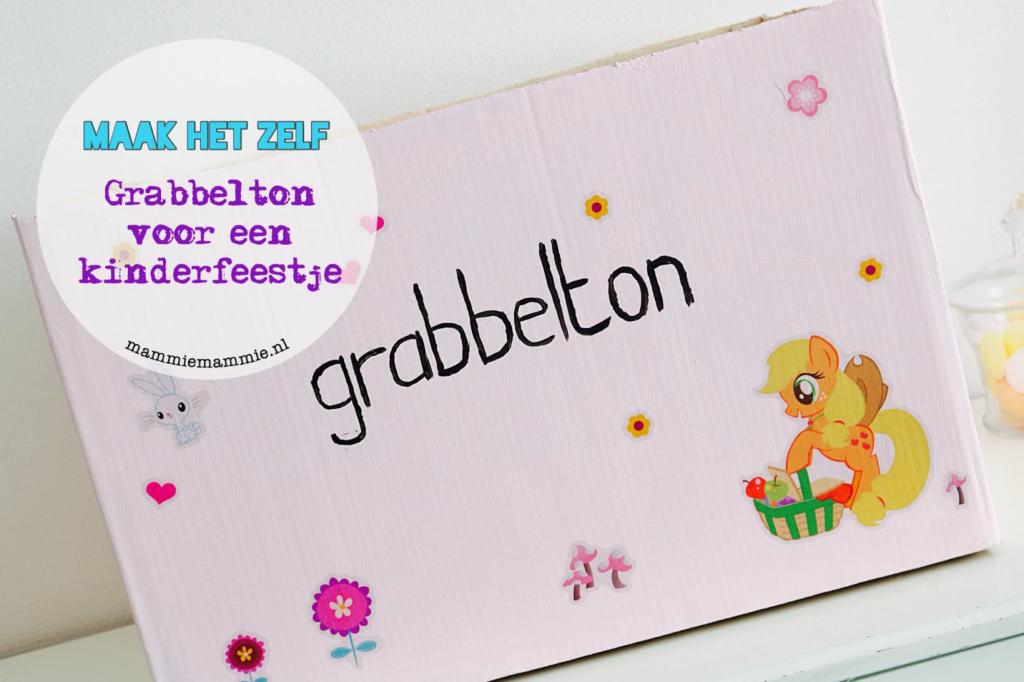 DIY | Hoe maak je een grabbelton voor een kinderfeestje