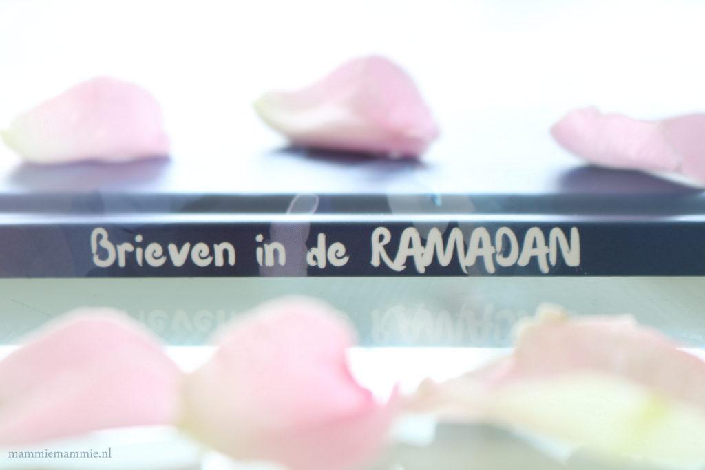 kinderboek brieven in de ramadan