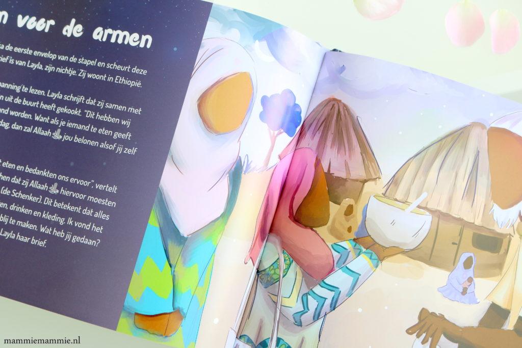kinderen islamitische opvoeding