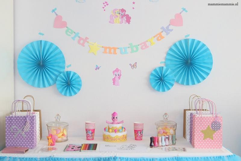 Kinderfeestje | My Little Pony Feest voor meisjes