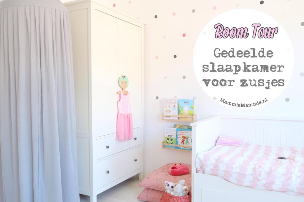 Inspiratie: Gedeelde slaapkamer voor zus en zusje