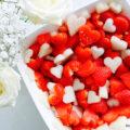 gezonde snack maken feest