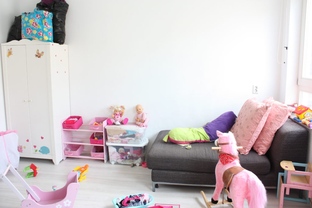 Inspiratie gedeelde slaapkamer voor zus en zusje mammie mammie