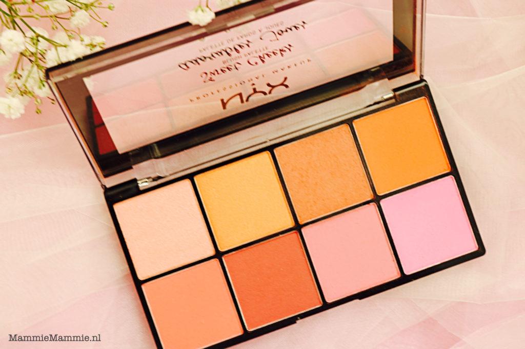 mama blog makeup
