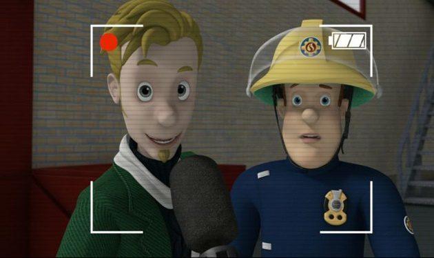 recensie brandweerman sam ufo alarm
