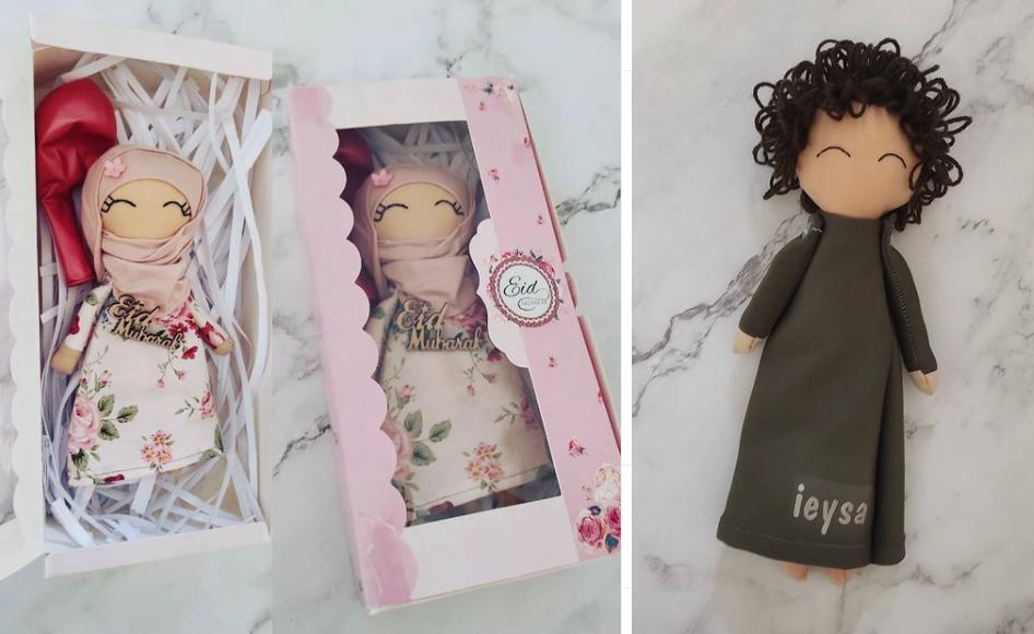 hijab poppen kopen