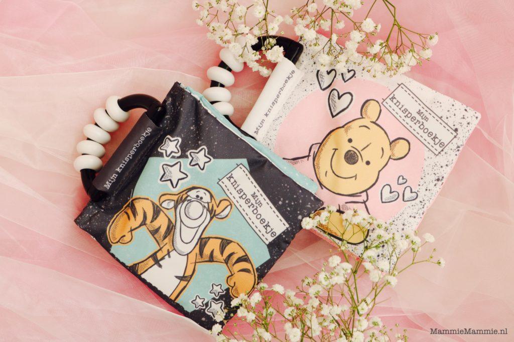 leuke knisperboek voor baby