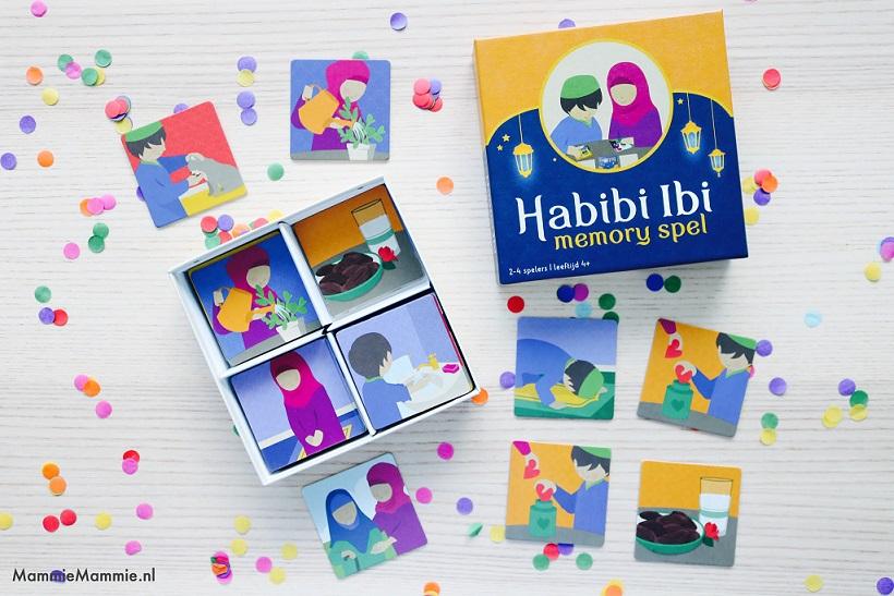 memory spel islam