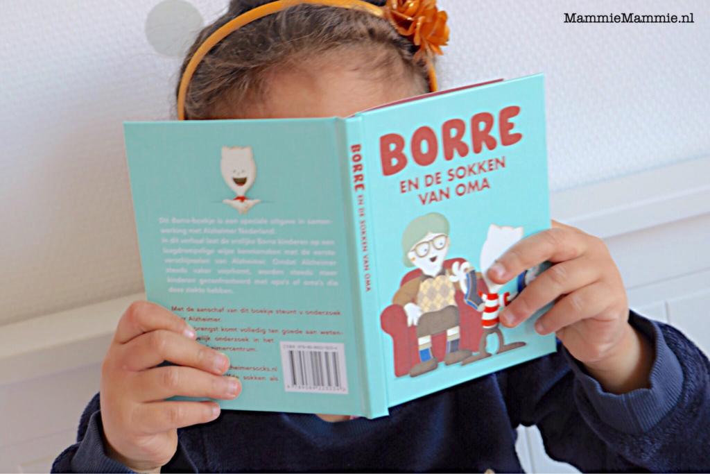 kinderboek over alzheimer