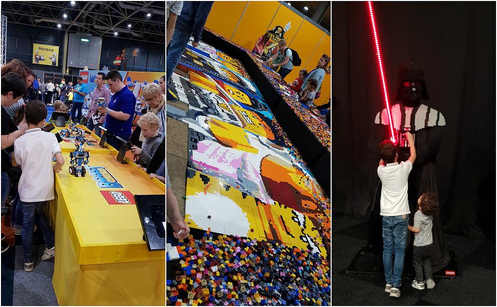 Wat te zien in Lego World Utrecht