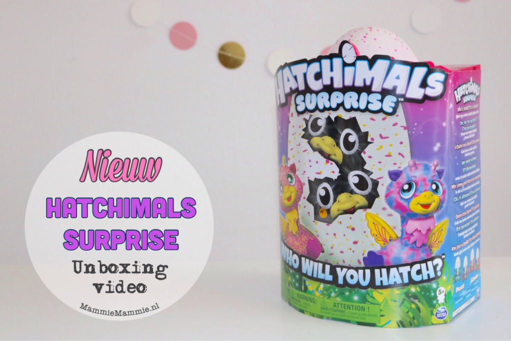 unboxing hatchimals surprise