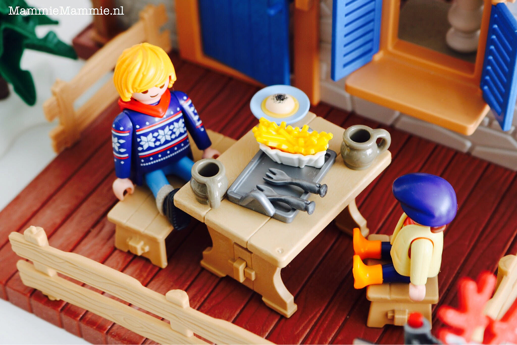 review playmobil skihut