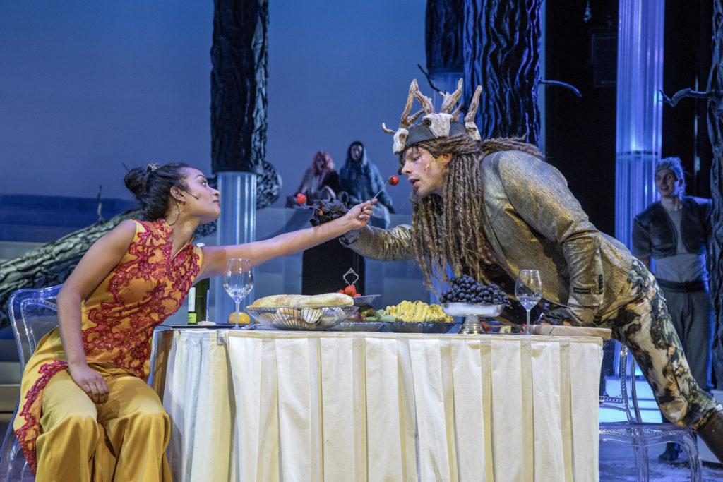 beauty en het beest theater