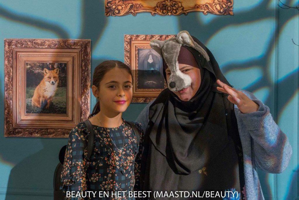 beauty en het beest theater recensie